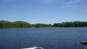 Glen Lake - a great place to catch some panfish and enjoy the outdoors!