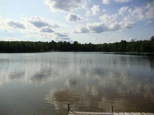 Lily Lake - a beautiful lake full of panfish!